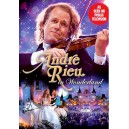 Andre Rieu In Wonderland  Dvd + Booklet