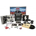 AC/DC Backtracks Deluxe Collector's Edition 3 Cd's + 2 DVD's + LP + Libro