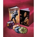 Buddy Guy Cant Quiet The Blues  3 CD's + DVD + Libro Importado Usa
