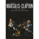 Eric Clapton  & Wynton Marsalis Live From Jazz AT Lincoln Center CD + DVD