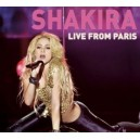 Shakira En Vivo Desde Paris CD + DVD