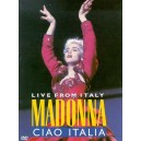 Madonna Ciao Italia Live From Italy DVD