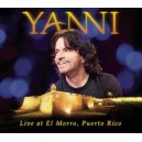 Yanni Live at The Morro Puerto Rico CD + DVD