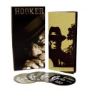 John Lee Hooker	The Definitive John Lee Hooker Story   Box Set 4 CD's + Booklet Importado