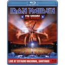Iron Maiden En Vivo , Live At The Estadio Nacional Santiago Chile Blu Ray
