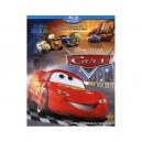 Cars Disney Pixar Blu Ray