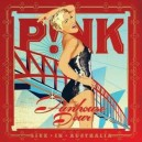 Pink Pink Funhouse Tour Live In Australia CD + DVD
