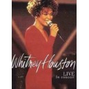 Whitney Houston Live In Concert DVD