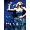 Kylie Minogue Live In London Concert 2011 DVD