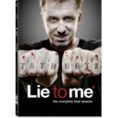 Lie To Me Tercera Temporada Completa 4 DVD's