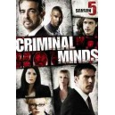Criminal Minds Temporada 5 Completa   6 DVD's