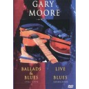 Gary Moore Ballads & Blues 1982 - 1994 Y Live Blues  Featuring BB King   DVD