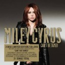 Miley Cyrus Can´t Be Tamed Deluxe Edition CD + DVD