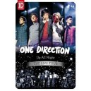ONE DIRECTION UP ALL NIGHT THE LIVE TOUR DVD Novedad!