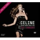 Celine Dion Taking Chances World Concert CD + DVD