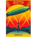Led Zeppelin Celebration Day Long Box 1 DVD + 2 CD's