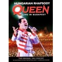 Queen Hungarian Rhapsody Live In Budapest DVD