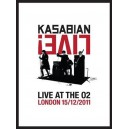 Kasabian Live At The O2  London 15/12/2011 DVD