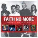 Faith No More Original Album Series Box 5 CDs Importado Europeo