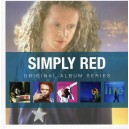 Simply Red Original Album Series Box 5 CDs Importado Europeo
