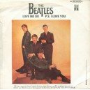 The Beatles Love Me Do + I Love You 45 RPM single Vinilo Importado Europeo