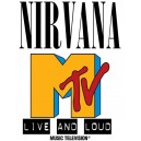 Nirvana Live And Loud DVD Novedad
