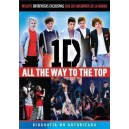 One Direction All The Way To The Top ( Biografia No Autorizada) DVD